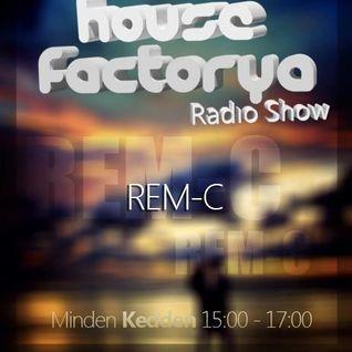 Steve Deluxe - HouseFactorya Radio Show @ Gyál FM, 2012.05.15