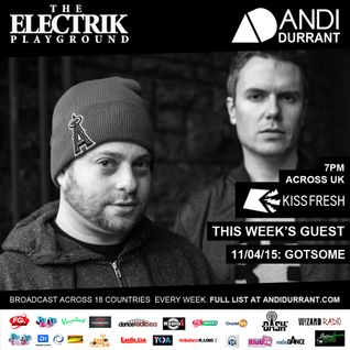 Electrik Playground 11/4/15 inc GotSome Guest Session