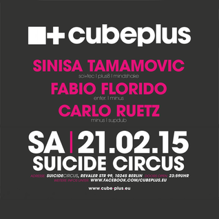 Sinisa Tamamovic Live at Suicide Circus - Berlin - Germany