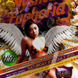 DJ Shanaynai - Mystical Euphoria 23-07-2011