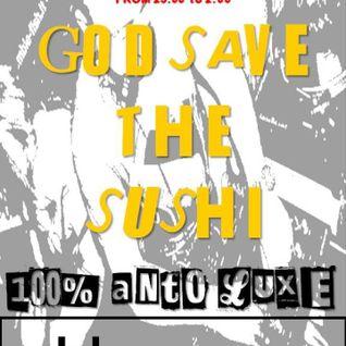 ANTO LUXE LIVE @KIBO -LOUNGE & SUSHI 2012