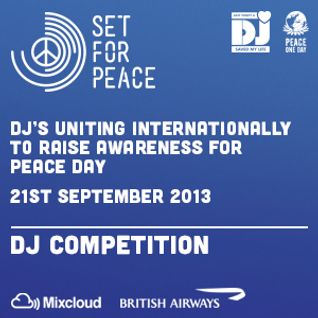 Set For Peace 2013 (DJ Enigma)