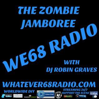 The Zombie Jamboree with Dj Robin Graves recorded live 8/27/16 part 1