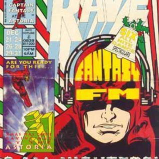 DJ Krome - Fantasy FM 98.1 - London - 1990