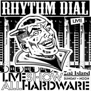 Zug Island Wildlife Survey (4.17.16)- Rhythm Dial ... LIVE TECHNO SET