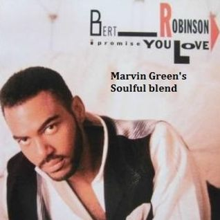 "Marvin Green's soulful blend  ""three decades of smooth pleasure"""