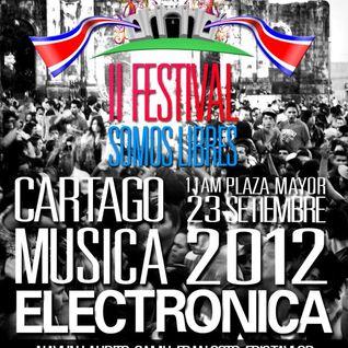 Los Montenegro // Festival Somos Libres '12