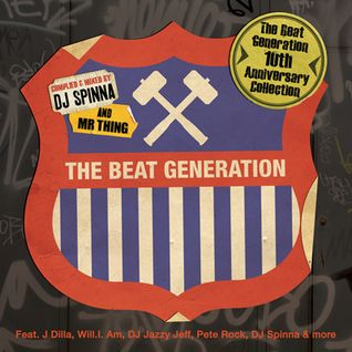 BBE Beat Generation 10th Anniversary Official Mix Album