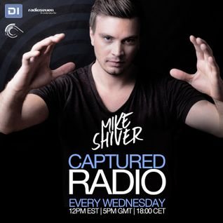 Mike Shiver Presents Captured Radio Episode 417 With Guest Johan Vilborg