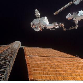 Morning Glory SPACEWALK! 21st Jan 2013