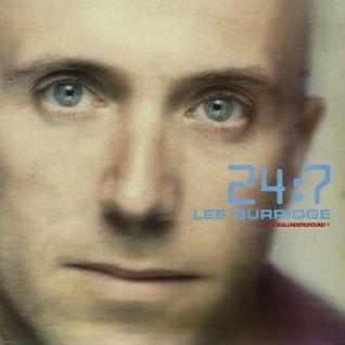 Lee Burridge - Live at Crescent Room, GU 24:7 Tour, Atlanta (18-10-2003)