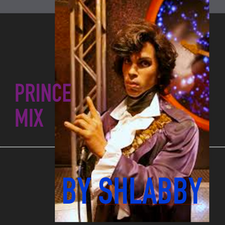 PRINCE MIX 2 -- In his Honor, and for Promotional use, also.
