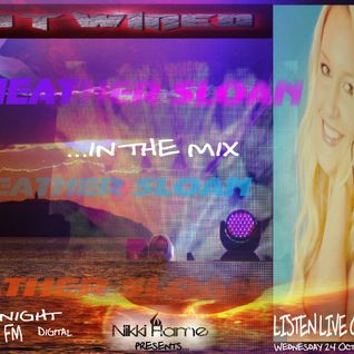 Hotwired radio show with Nikki Flame and Heather Sloan 24th October, 2012