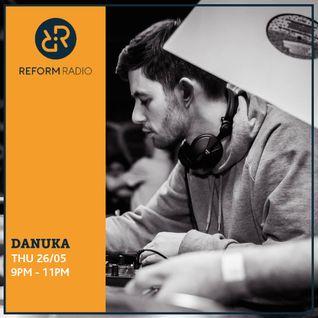 Danuka 26th May 2016