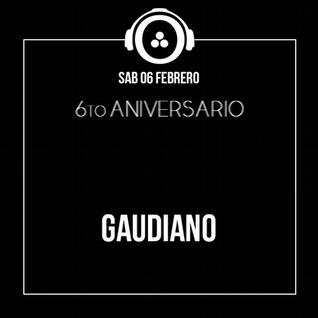 Gaudiano @ 20doce (Aniversario 6) 06.02.2016