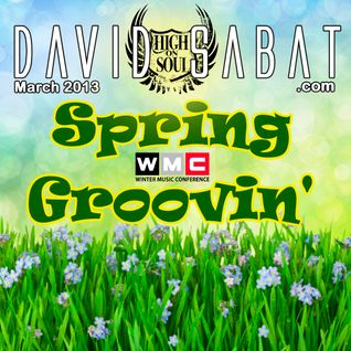 Strictly Beatdown Presents....WMC 2013 Spring Groovin with David Sabat 23rd May on Afrodisiak