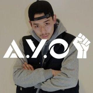 DJ TERUHISA - A.Y.O MIX vol.34 HIPHOP,R&B DJ MIX
