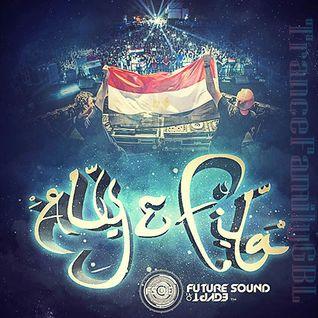 Aly  Fila - Future Sound Of Egypt 449