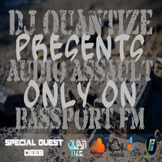 #84 BassPort FM - Nov 14th 2015 (Special Guest DJ dEEb)