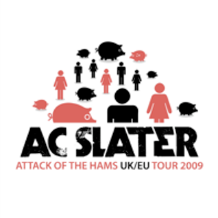 AC Slater - Attack of the Hams
