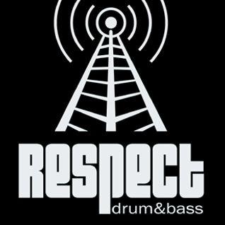 Marcus Visionary -Respect DnB Radio [05.25.11]
