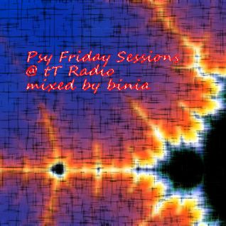 psy friday @ tTRadio by binia (08.04.2011)