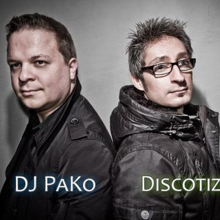 Our House is Disco with Discotizer & DJ PaKo from 2012-02-26