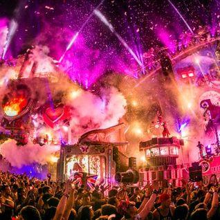 Laidback Luke @ Super You&Me Stage, Tomorrowland Brasil 2016-04-22