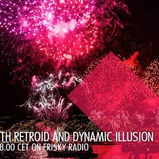 Dynamic Illusion @ Mindfields | 2016-08 Aug | [Frisky Radio]