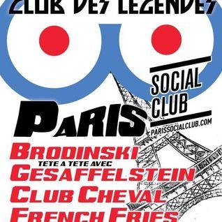Brodinski b2b Gesaffelstein @ Survivor! Club of Legends (2012.12.01 - Melbourne, Australia)