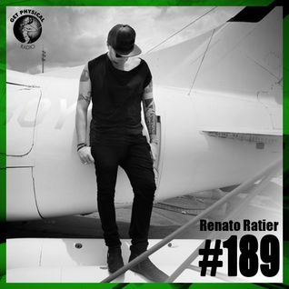 Get Physical Radio #189 mixed by Renato Ratier