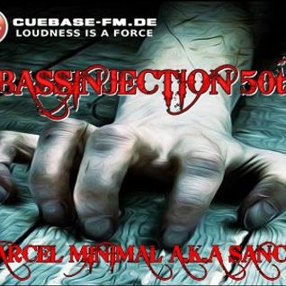 Marcel Minimal a.k.a. Sancho - Bassinjection 50th - podcast - CUEBASE.FM 2015