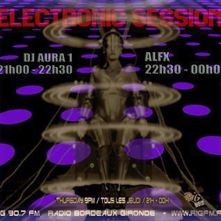 Electronic Session [02.10.2014] AURA1 - Alfx