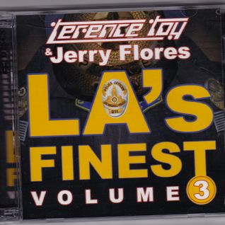 LA's Finest Vol 3 - Terence Toy