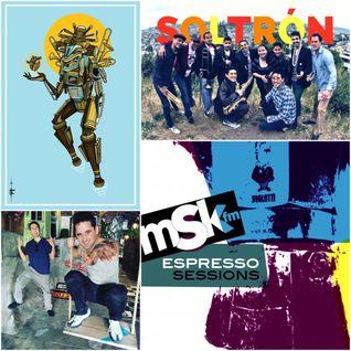 Espresso Sesh #5 w/ SOLTRÓN (Manolo & Noah)