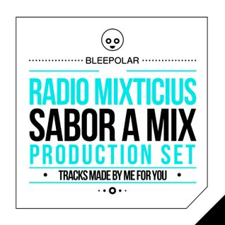 PRODUCTION SET @ Sabor a Mix de Radio Mixticius