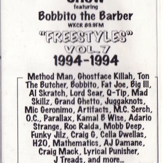 Stretch & Bobbito Freestyles Vol 7 (Side A)
