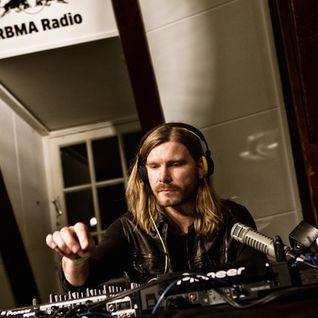 Best of ADE 2015 - 09 - M. Dettmann (Ostgut Ton) @ RBMA Radio Pop Up Studio - Amsterdam (17.10.2015)