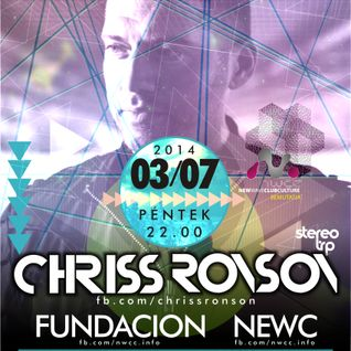 Chriss Ronson - Live set @ NWCC Central Club Miskolc - 2014.03.07