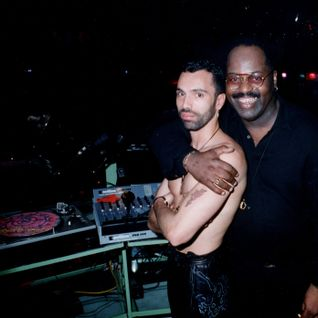 Frankie Knuckles & David Morales live Ennenci (Napoli,Italy) DefMix Party 07/12/1998 part 4