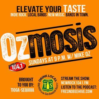 Ozmosis #40 (10.28.12)