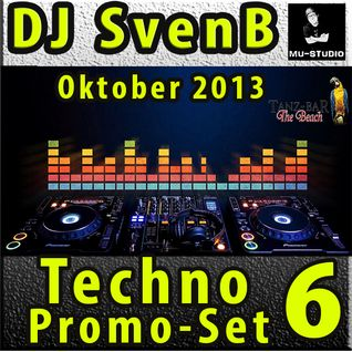 DJ SvenB - Techno Promo Set 6 Oktober 2013 [Techno]