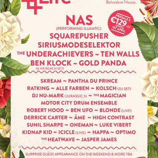 R41N8Y - Life Festival 2015 - Promo Mix