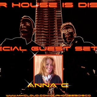 Our House is Disco #195 from 2015-09-11