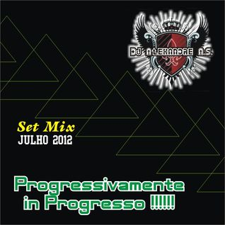Dj Alexandre A.S - Progressivamente in Progress