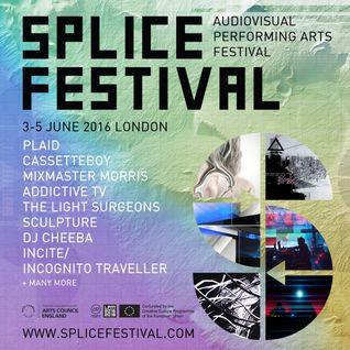 Mixmaster Morris @ Splice AV Festival pt1