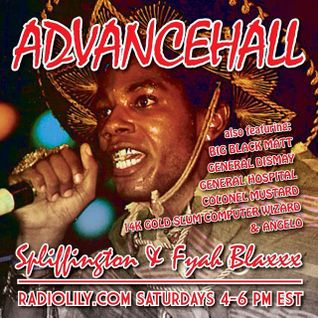 ADVANCEHALL w/ SPLIFFINGTON & BIG BLACK MATT 11/16/13