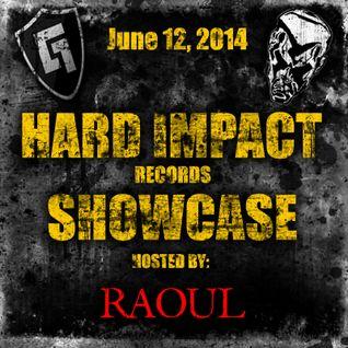 Raoul @ Gabber.fm [Hard Impact Records Showcase #04] Jun. 12, 2014