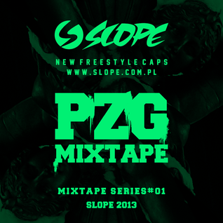 SLOPE PZG MIXTAPE SERIES # 01