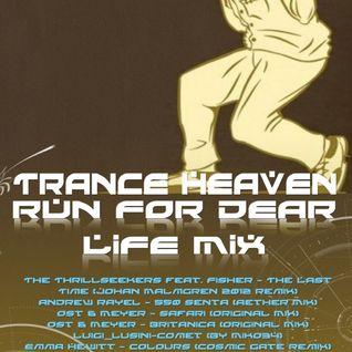 Running for Dear Life mix